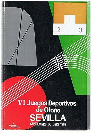 VI JUEGOS DEPORTIVOS DE OTOÑO.: Programa Oficial
