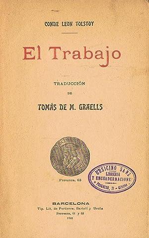 EL TRABAJO: Tolstoy. Conde León