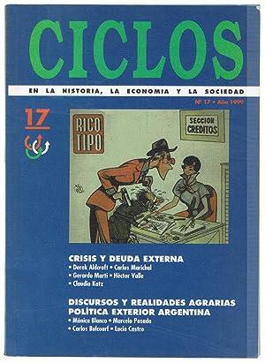CICLOS EN LA HISTORIA, LA ECONOMÍA Y: Revista