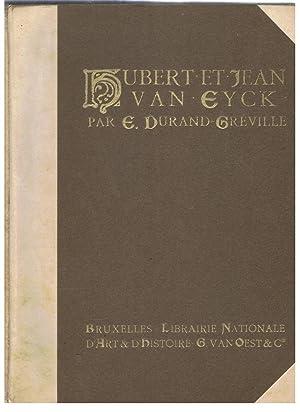 HUBERT ET JEAN VAN EYCK.: Durand ¿ Gréville.