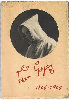 GOYA 1746 ¿ 1946. Pinturas y Dibujos: Herrán de las