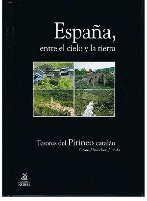 ESPAÑA ENTRE EL CIELO Y LA TIERRA.: Azpiroz. José,