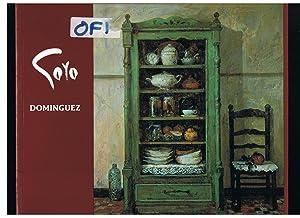 GOYO DOMÍNGUEZ.: Catálogo