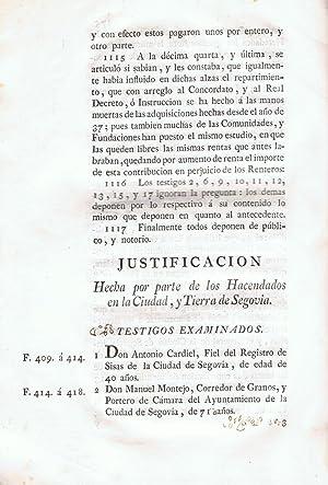 MEMORIAL AJUSTADO HECHO DE ORDEN DEL CONSEJO, DEL EXPEDIENTE CONSULTIVO QUE PENDE EN ÉL, EN ...