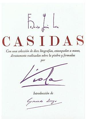 CASIDAS.: García Lorca. Federico,