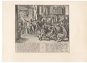 HISTORIA GRÁFICA DE LOS SIETE INFANTES DE LARA. Amberes, 1612.: Joyas Bibliografícas
