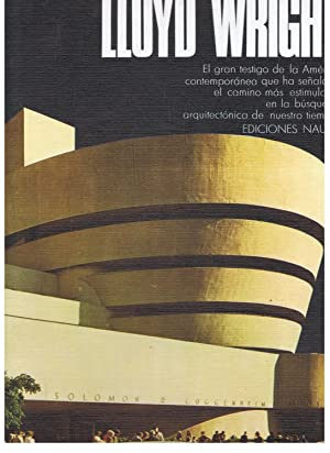FRANK LLOYD WRIGHT.: Dezzi Bardeschi. Marco,