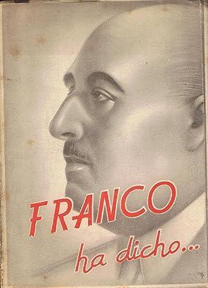 Resultado de imagen de Francisco, Franco ha dicho,