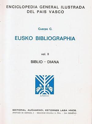 Enciclopedia General Ilustrada del Pais Vasco. Cuerpo: Bilbao. Jon