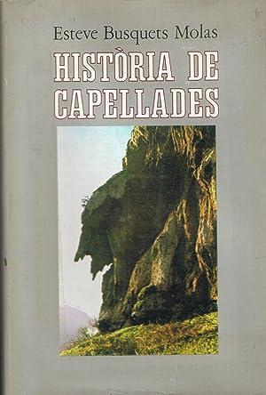 HISTÓRIA DE CAPELLADES: Busquets I Molas.