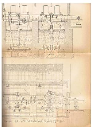 LES MOTEURS HYDRAULIQUES. Turbines et Machines a Pression Hydraulique: Bodmer. G. ¿ R.