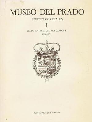 INVENTARIOS REALES. TESTAMENTARÍA DEL REY CARLOS II: Fernández Bayton. Gloria