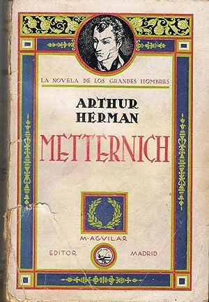 METTERNICH: Herman. Arthur
