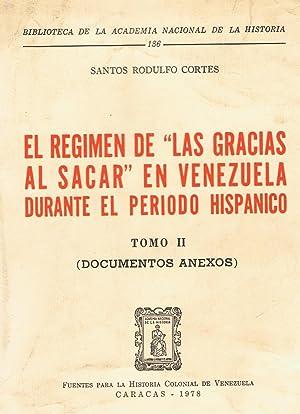 EL REGIMEN DE ¿LAS GRACIAS AL SACAR¿: Rodulfo Cortés. Santos