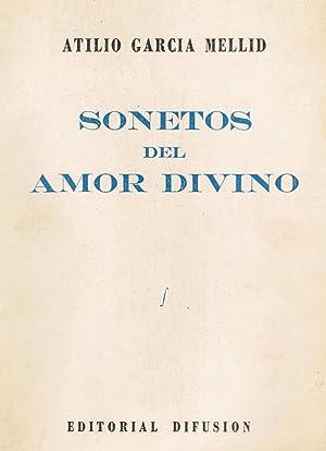 SONETOS DEL AMOR DIVINO: García Mellid. Atilio
