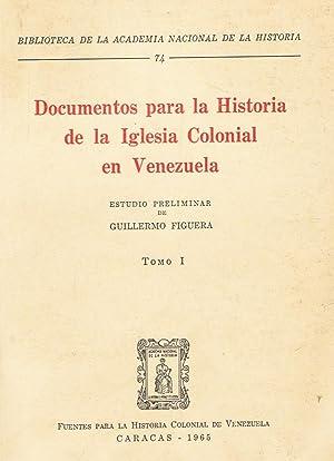 DOCUMENTOS PARA LA HISTORIA DE LA IGLESIA: Fuentes para la