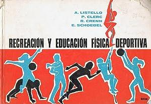RECREACIÓN Y EDUCACIÓN FÍSICA DEPORTIVA: Listello / Clerc