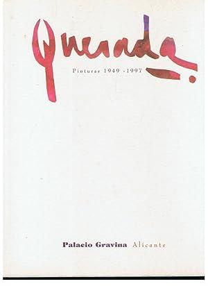 JULIO QUESADA. PINTURAS 1949 ¿ 1997: Catálogo.