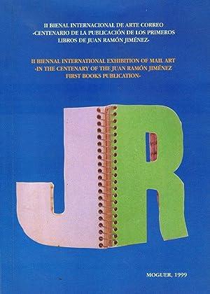 II BIENAL INTERNACIONAL DE ARTE CORREO CENTENARIO: Catálogo.