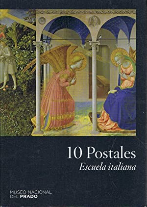 Museo Nacional del Prado. 10 POSTALES ESCUELA: Arte