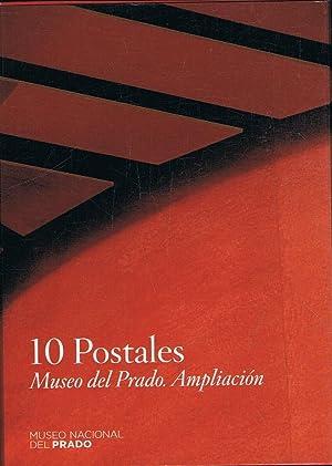 Museo Nacional del Prado. 10 POSTALES. MUSEO: Arte