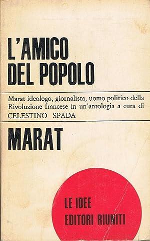 L¿AMICO DEL POPOLO: Marat. Jean-Paul