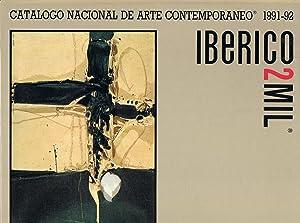 CATÁLOGO NACIONAL DE ARTE CONTEMPORANEO 1991 ¿: Lazkano. Jesús Mari