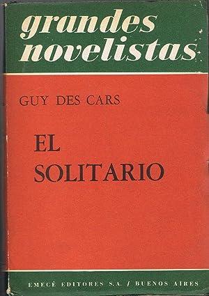 EL SOLITARIO: Des Cars. Guy