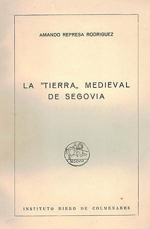 LA TIERRA MEDIEVAL DE SEGOVIA: Represa Rodríguez. Amando