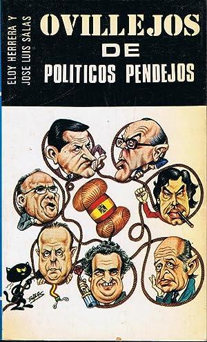 OVILLEJOS DE POLÍTICOS PENDEJOS: Herrera. Eloy, /