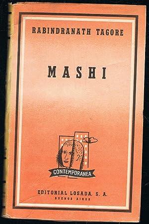 MASHI Y OTROS CUENTOS: Tagore. Rabindranath
