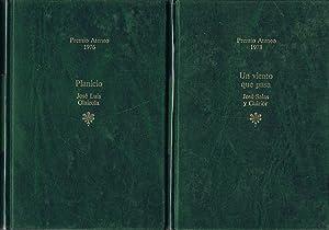 Premio Ateneo 1976 - 1978. PLANICIO *: Olaizola. José Luis,