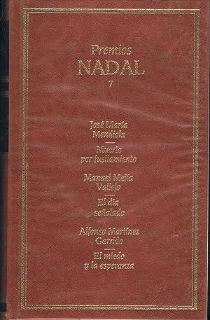 Premios Nadal, Vol. 7. MUERTE POR FUSILAMIENTO: Mendiola. José M.ª