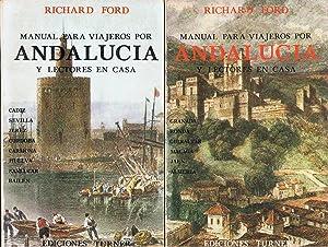 MANUAL PARA VIAJEROS POR ANDALUCIA Y LECTORES: Ford. Richard