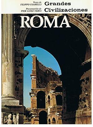 GRANDES CIVILIZACIONES. ROMA.: Coarelli. Filippo
