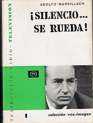 SILENCIO SE RUEDA!: Marsillach. Adolfo