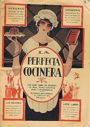 LA PERFECTA COCINERA. Enciclopedia de la Cocina: Editorial.