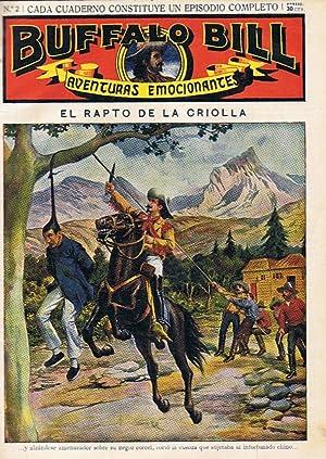 BUFFALO BILL. AVENTURAS EMOCIONANTES. 60 Números (Col. Completa).: Comics