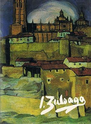 IGNACIO ZULOAGA. OBRA ORIGINAL: Catálogo Exposición