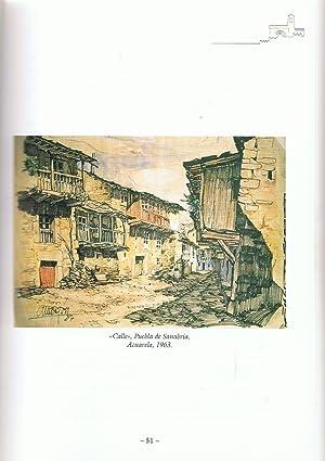 PAISAJES DEL CAMINO. Apuntes de un pintor Viajero: Moragón Agudo. Antonio