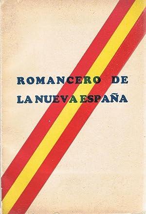 ROMANCERO DE LA NUEVA ESPAÑA: Ramay. Bernardo De