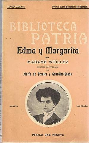 EDMA Y MARGARITA: Woillez. Madame