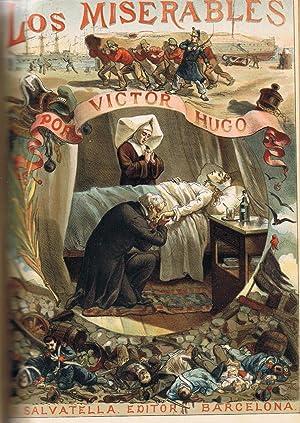 LOS MISERABLES. 5 Tomos.: Hugo. Victor,