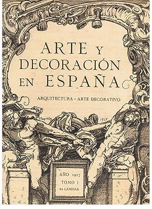 ARTE Y DECORACIÓN EN ESPAÑA. ARQUITECTURA -: Arte