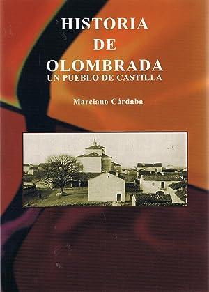 HISTORIA DE OLOMBRADA (Segovia) UN PUEBLO DE CASTILLA: Cárdaba. Marciano