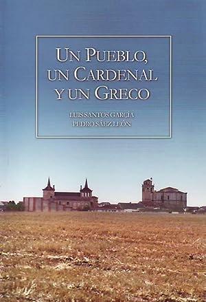 UN PUEBLO, UN CARDENAL Y UN GRECO (Martín Muñoz de las Posadas, Segovia).: Santos ...