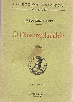 EL DIOS IMPLACABLE: Kuprin. Alejandro