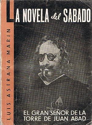 EL GRAN SEÑOR DE LA TORRE DE: Astrana Marín. Luis