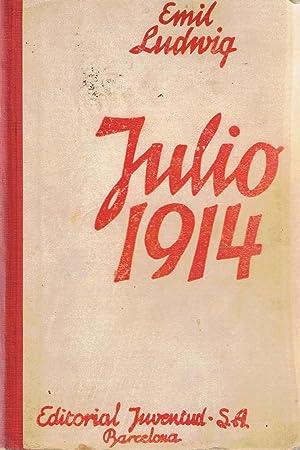 JULIO, 1914 EL MES TRÁGICO: Ludwig. Emil