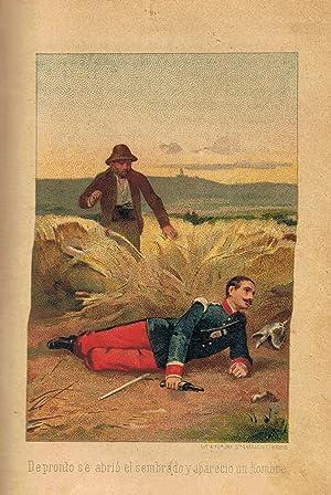 LAS MARIPOSAS DEL ALMA. Novela de costumbres. Tomo 1º (de 2, obra completa): Pérez Escrich. ...